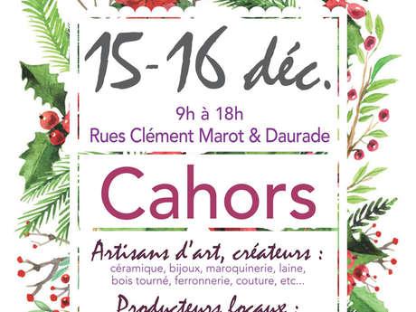 Marché de Noël du Quartier Libération-Daurade, à Cahors
