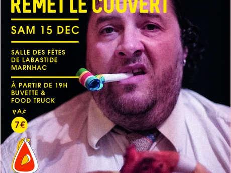 Concert : La Poule aux Potes Remet le Couvert