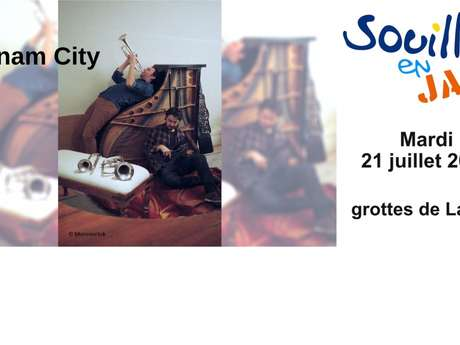 Gonam City - Souillac en Jazz