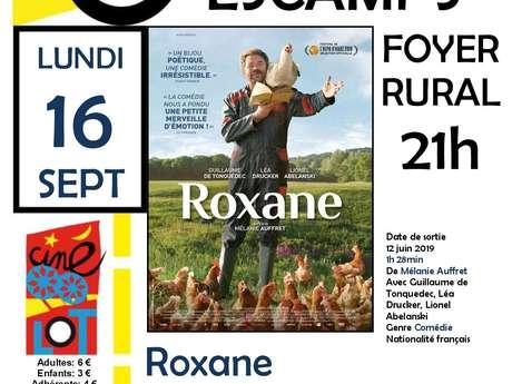 """Ciné-Lot à Escamps: """"Roxane"""""""