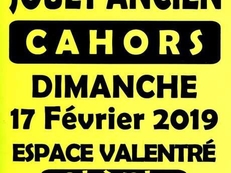20ème Bourse du Jouet Ancien à Cahors