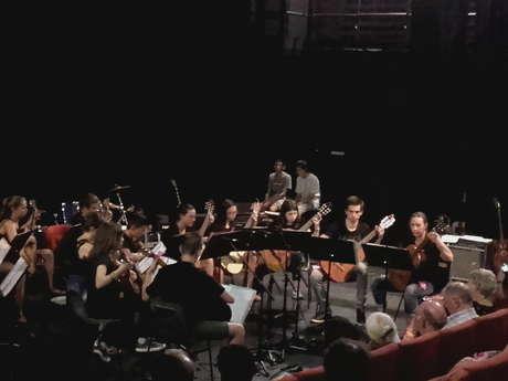 Concert de Variété Anglaise et Américaine