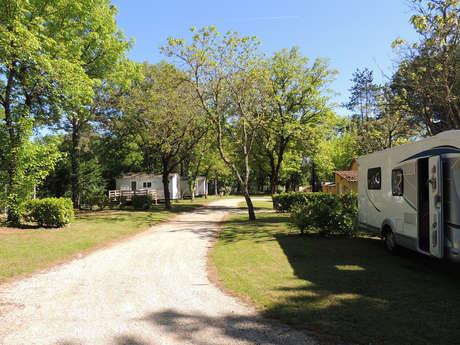 Camping La Chêneraie