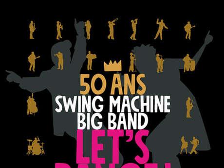 "Concert Dansant : Swing Machine Big Band, ""Lets Dance!"""