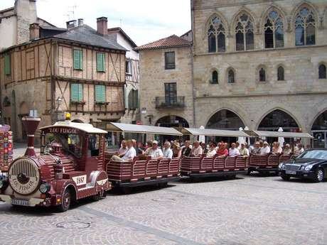 "Le Petit Train Touristique ""Lou Fijagol"""