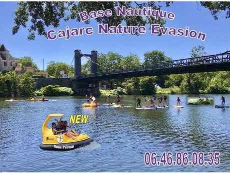Cajarc Nature Evasion Base Nautique