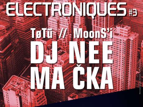 Concert : Rencontres Electroniques