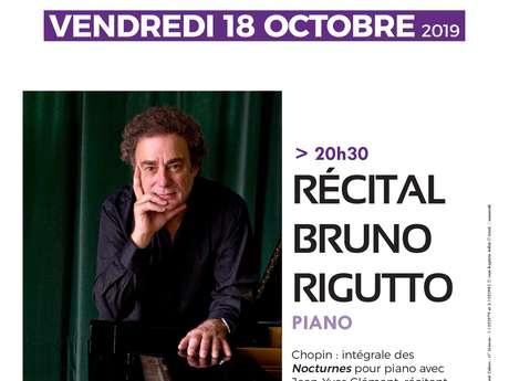 Récital de Bruno Rigutto : Chopin