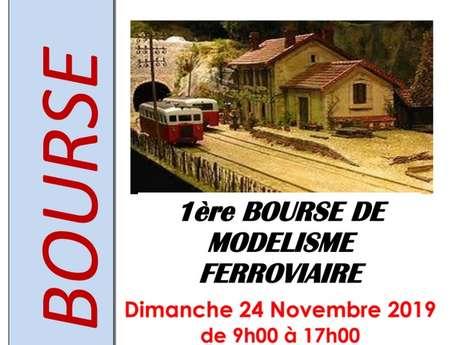 1ère Bourse de Modélisme Ferroviaire à Saint Géry