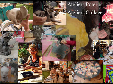 Catherine DACENKO - Ateliers Créatifs