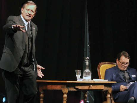 Théâtre : Molière par Francis Huster