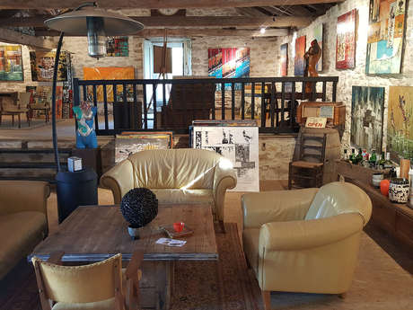 Atelier Galerie La Grange du Clos Jeanine