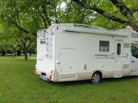 Camping Car Park de Lamagdelaine