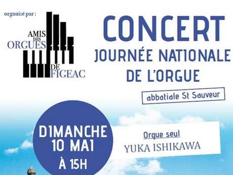 Concert des Amis des Orgues
