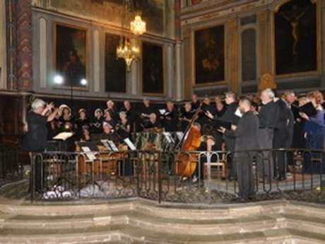 """Concert de Fin de Stage """"La bohème en Italie"""""""