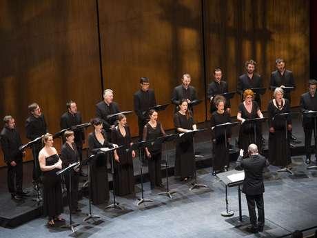 """Festival ClassiCahors 2019 : Ensemble Vocal """"Les Eléments"""""""