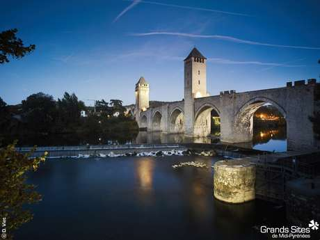 Visites privilèges de Cahors et Saint-Cirq Lapopie