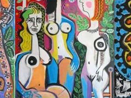 Portes Ouvertes Ateliers d'Artistes : Art Factory 19 - Marcel Bénaïs