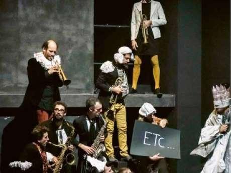 """Concert Récit """"Tall Man"""", Surnatural Orchestra"""