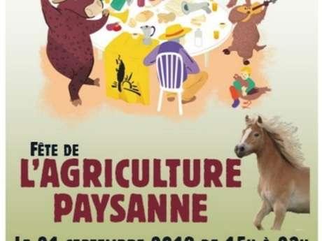 Fête de l'Agriculture Paysanne
