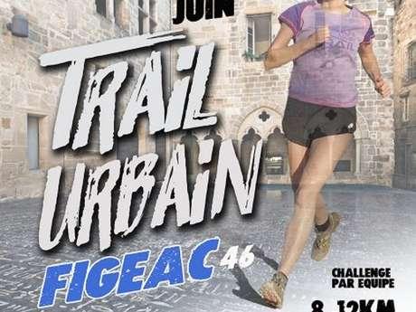 Trail Semi Urbain de Figeac
