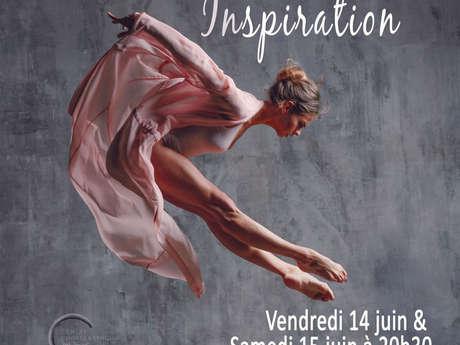 """Spectacle de Danse : """"Inspiration"""""""