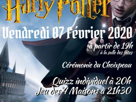 Soirée ''Harry Potter''