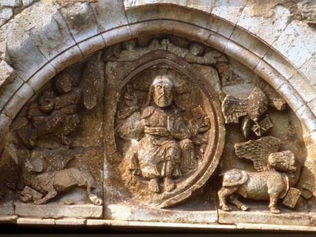 Journées Européennes du Patrimoine à l'Eglise de Goujounac