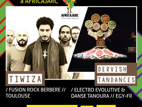 Concert aux Docks à Cahors : Carte Blanche à Africajarc
