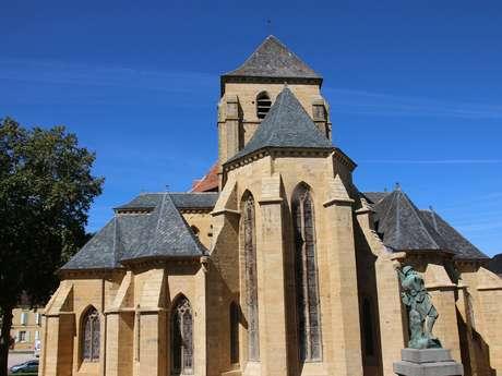 Abbatiale Notre Dame de l'Assomption du Vigan