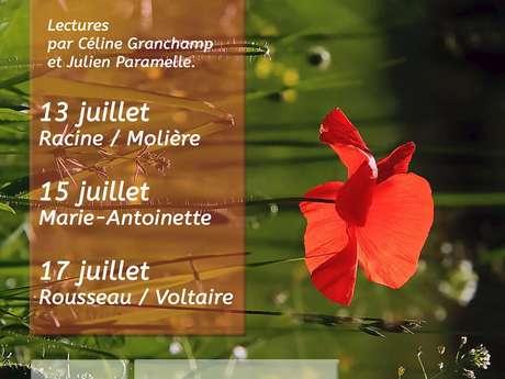 Lecture : Correspondances aux Jardins