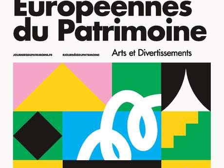 """Visites Commentée """"du Pain et des Jeux"""" (partie 1) : l'Amphithéâtre Gallo-Romain de Divona-Cahors"""