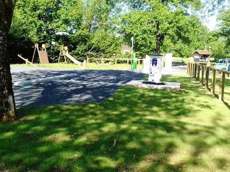 Aire Camping-Car Park de Vayrac