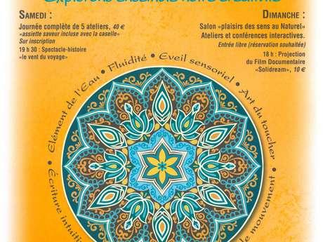"""Festival """"Les Arts de la Relaxation"""" à Limogne"""