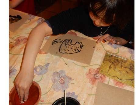 Pays d'art et d'histoire : Atelier de Pratique Artistique pour Enfants
