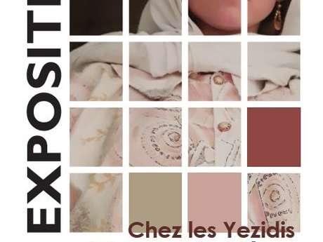 """Exposition Photographique """"Chez les Yézidis et Assyro-Chaldéens"""""""