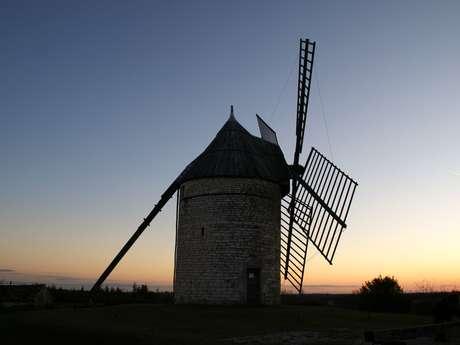 Visite du Moulin de Boisse et le Moulin de Ramps dans le Cadre des Journées Européennes du Patrimoine.
