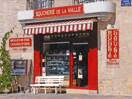 Boucherie de la Halle