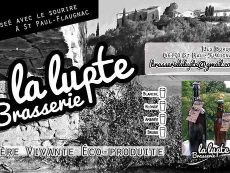 Brasserie La Lupte