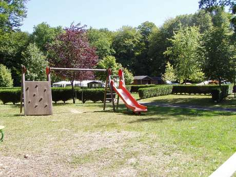 Camping municipal de la Croix de Brunal