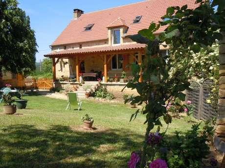 Chambres d'hôtes Entre Lot et Dordogne
