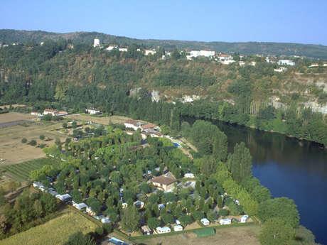 Camping Rivière de Cabessut