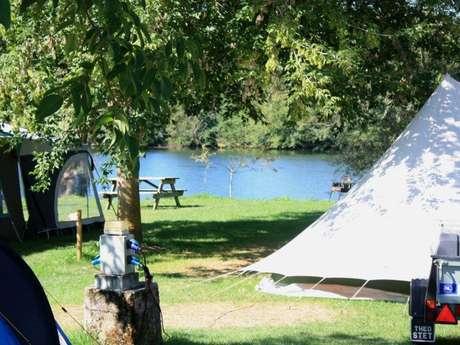 Camping Base Nautique de Floiras