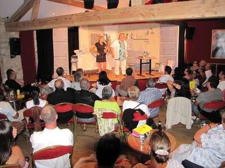 """Comédie """"Rififoin chez les Caïds"""" au Théâtre Côté -Rocher"""