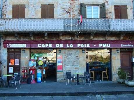 Bar PMU Café de la Paix