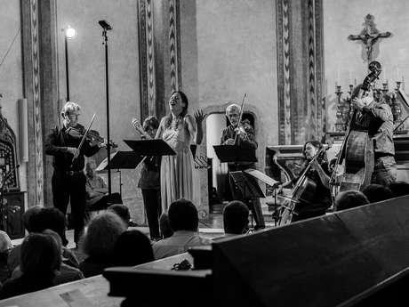 Concert de l'Ensemble Baroque de Toulouse