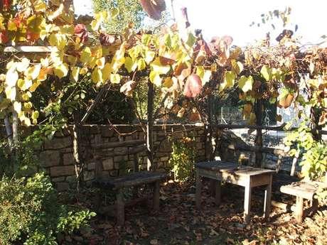 Aire de pique-nique de Castelfranc