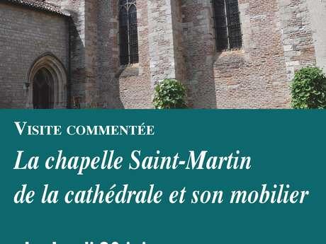 Visite Commentée : La Chapelle Saint-Martin et son Mobilier