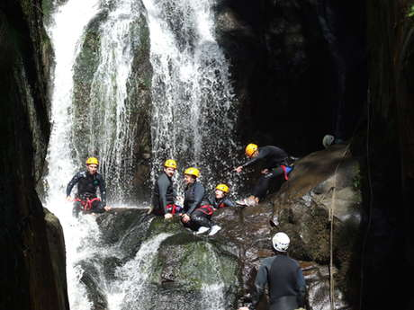 Compagnie Sports Nature - Port Loisirs - Canyoning