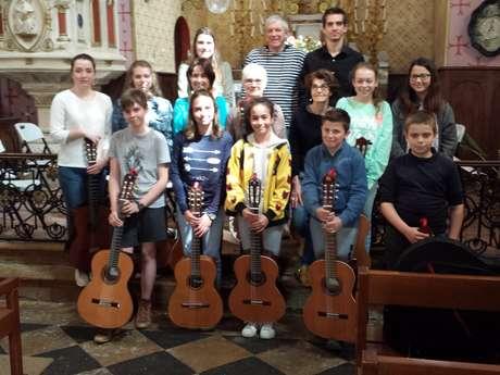 Concert de Guitare Baroque
